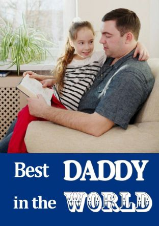 Photo Father's Day Card